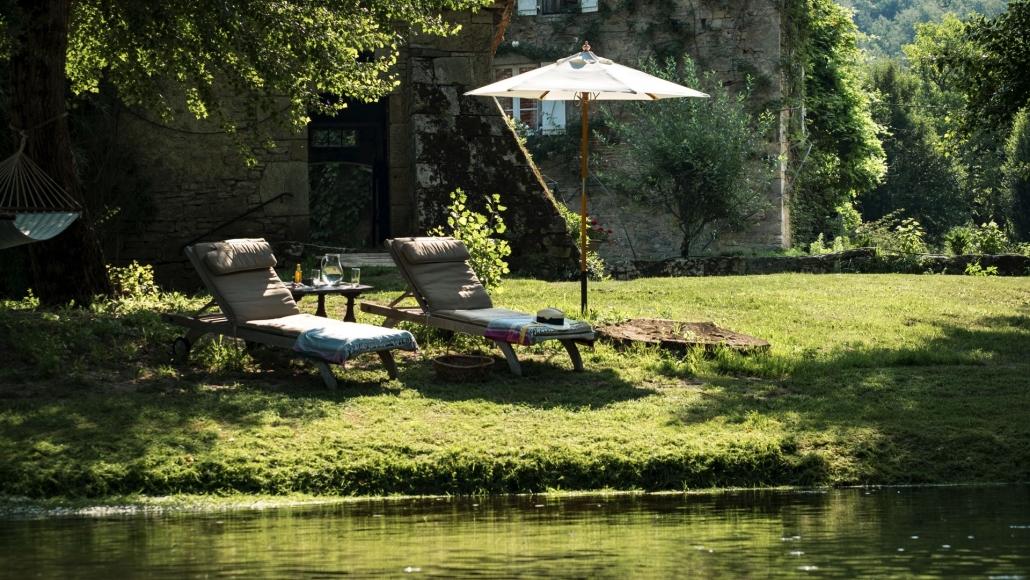 Le Moulin sur Célé - Rives et environs